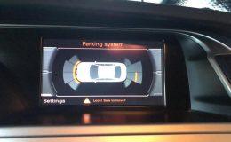 Montat Senzori Parcare Originali spate Audi A4 B8