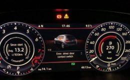 Retrofit la ceasuri Active Info Display (virtual cockpit)