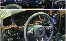Montaj Ceasuri Plasma VW Golf 7