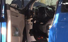 activare comenzi volan transporter T6 multivan caravelle