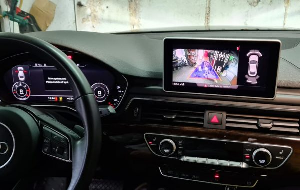 Camera Spate Marsarier Audi A5 F5 2019 Originala HIGHLINE