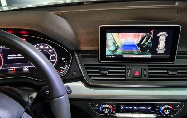 Camera Spate Marsarier Audi Q5 2020 Instalare Camera Originala