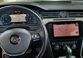 Passat B8 2016 Instalare Navigatie Originala MIB 2.5 Ecran 9.2 Inch