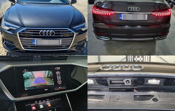 Audi A6 C8 2021 Instalare Camera Spate HIGHLINE Originala