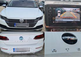 Camera Spate Marsarier VW Arteon