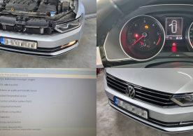 Calibrare Radar ACC / Distronic VW Passat B8