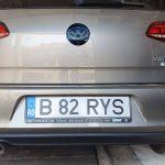 Camera Emblema VW Golf 7