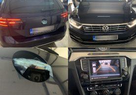 Camera Spate Marsarier VW Passat B8 Highline
